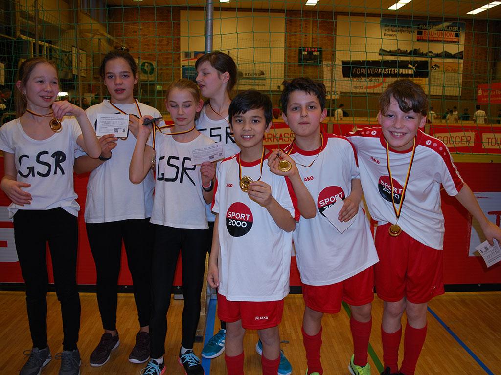 Soccer Turnier Finale