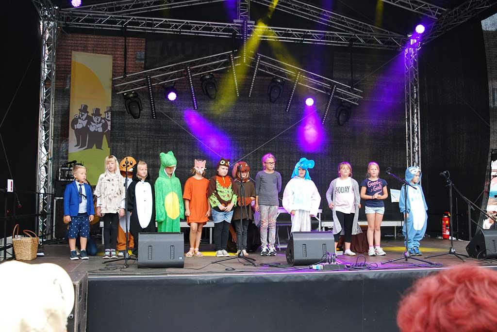 Musical-Schulanfang